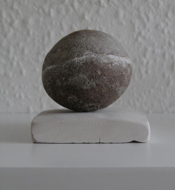 Corpora Caelestia, Detail, Stone and chalk,Caroline Inckle, 2013.