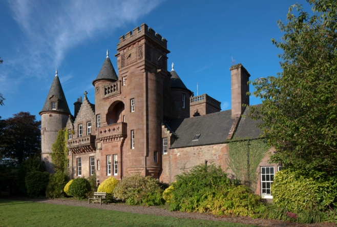 Hospitalfield House. Photo: Ruth Clark
